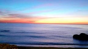 Sunrise in Mojacar